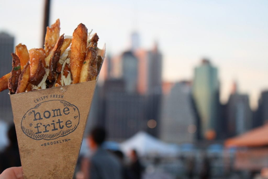 home frite french fries