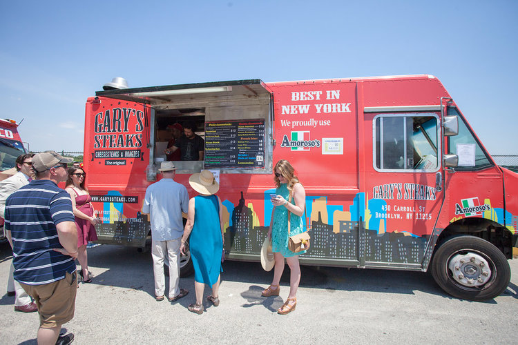 gary's steaks food truck