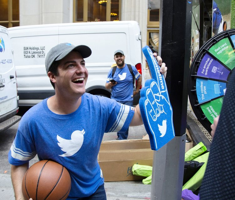 twitter brand ambassador