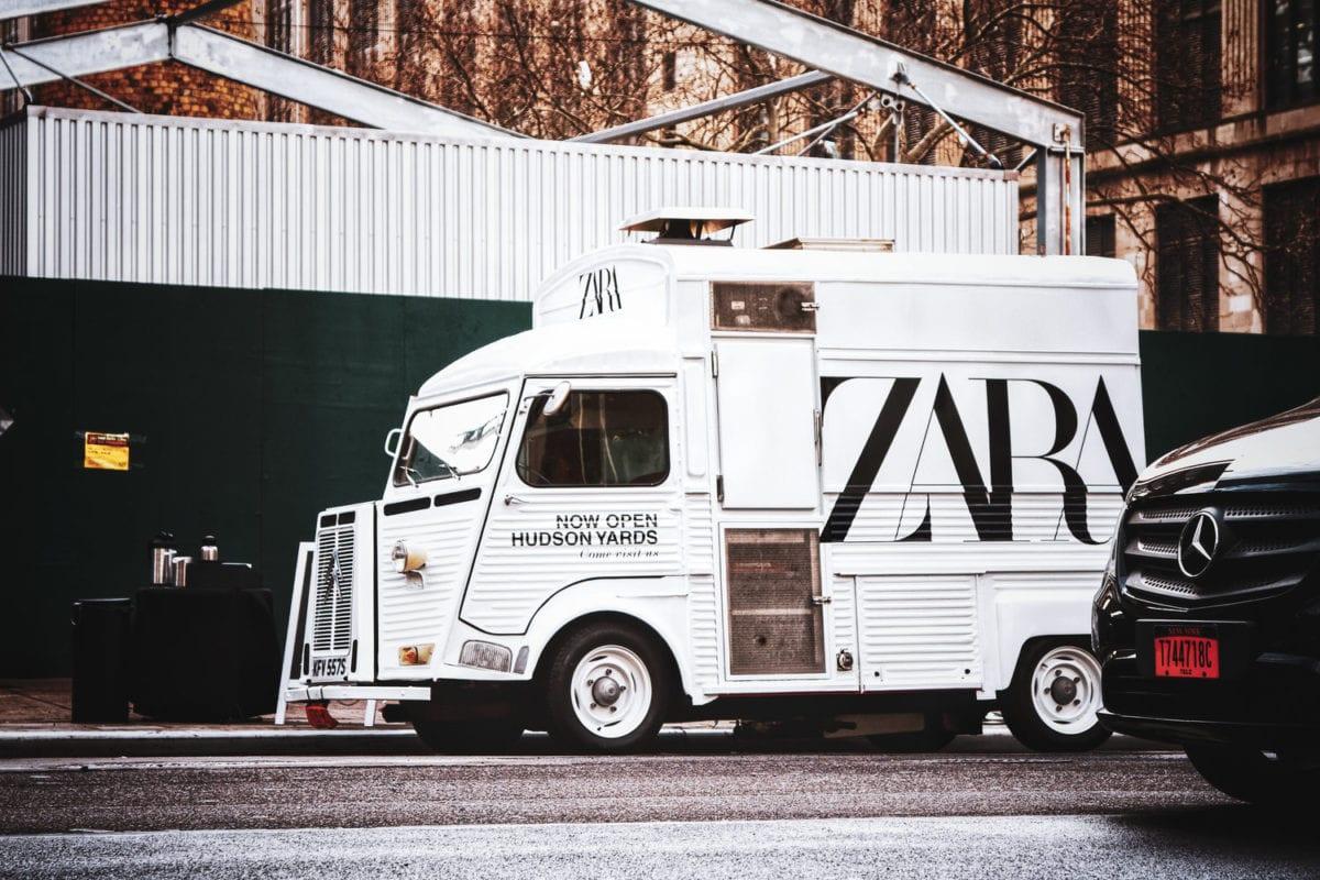 Zara Opens New Flagship Store at Hudson Yards