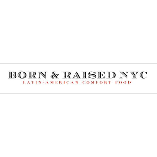 Born & Raised Logo