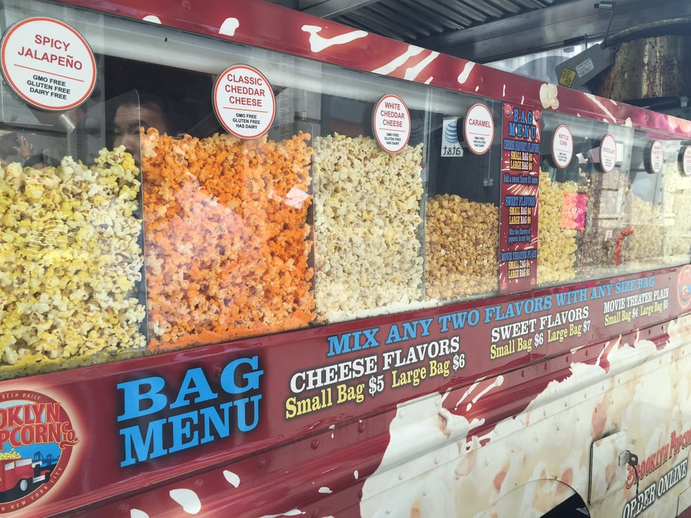 Brooklyn Popcorn Catering