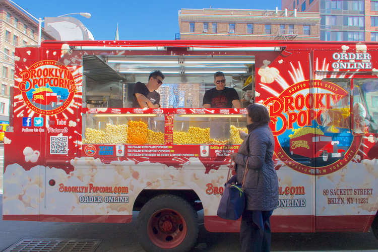 Brooklyn Popcorn Food Truck