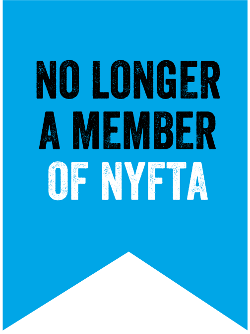 No Longer A Member OF NYFTA