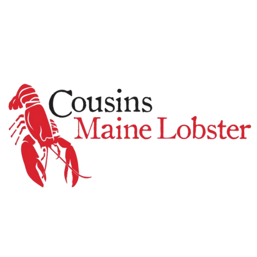 cousins maine lobster food truck logo