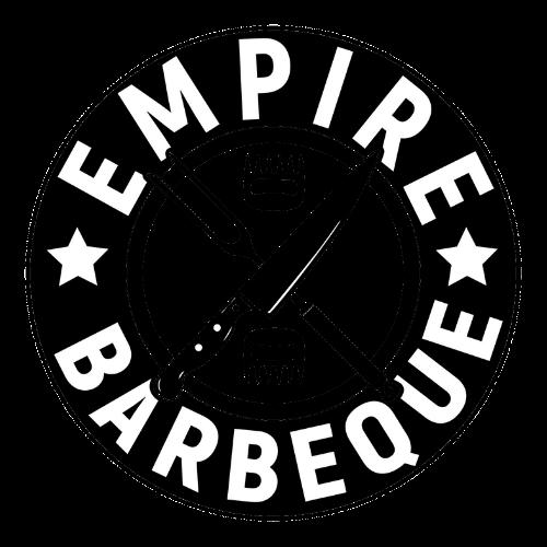 empire bbq food truck logo