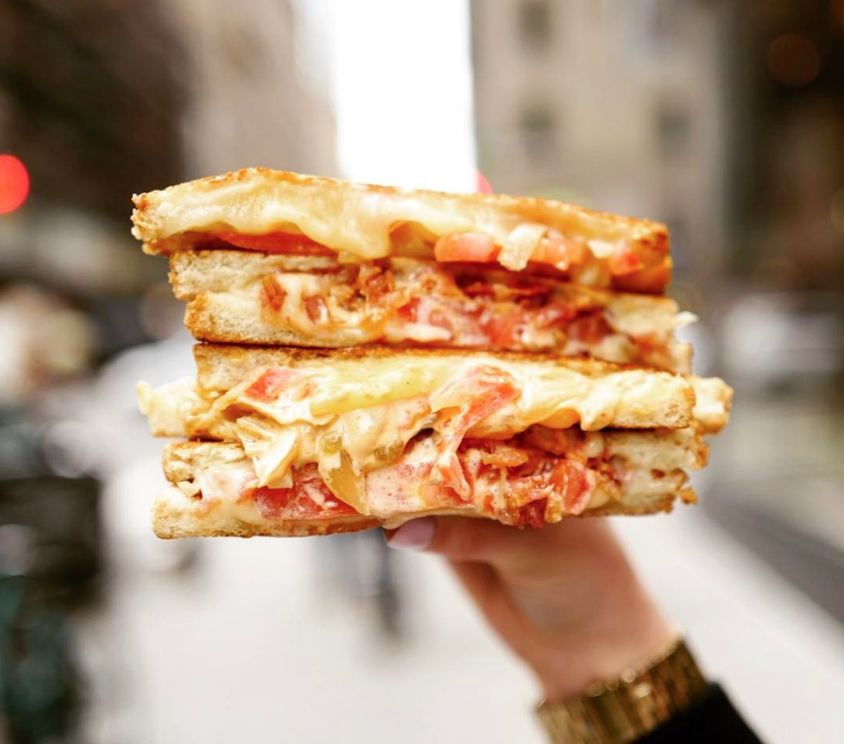Gorilla Cheese NYC Unique Grilled Cheese Sandwiches