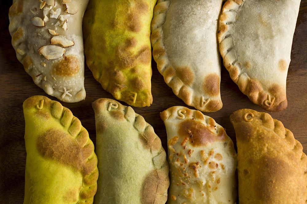 Nuchas Empanadas Flavors