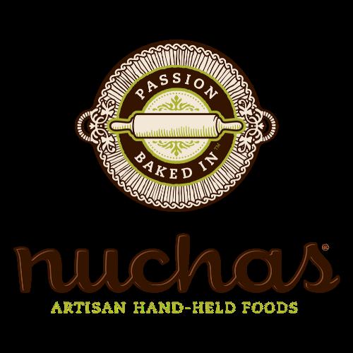 Nuchas Empanadas Food Truck Logo