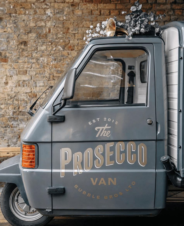 The Prosecco Van New York