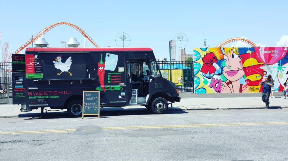 Top NYC fusion food trucks
