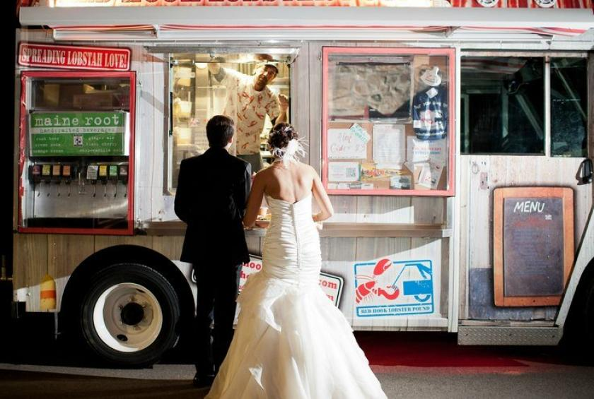 Food Truck Catering for Your Wedding