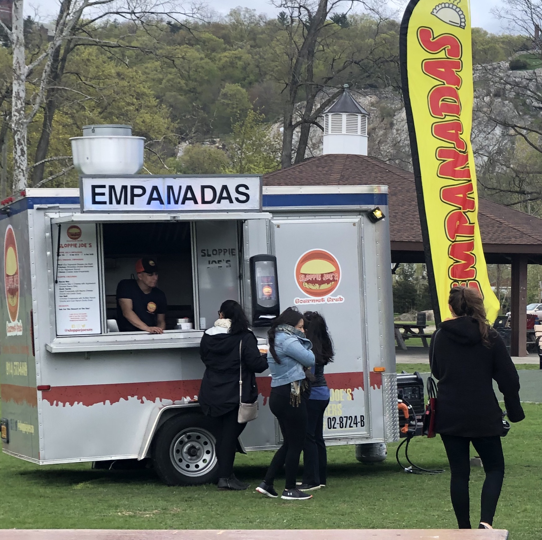 Sloppie Joe's Food Cart