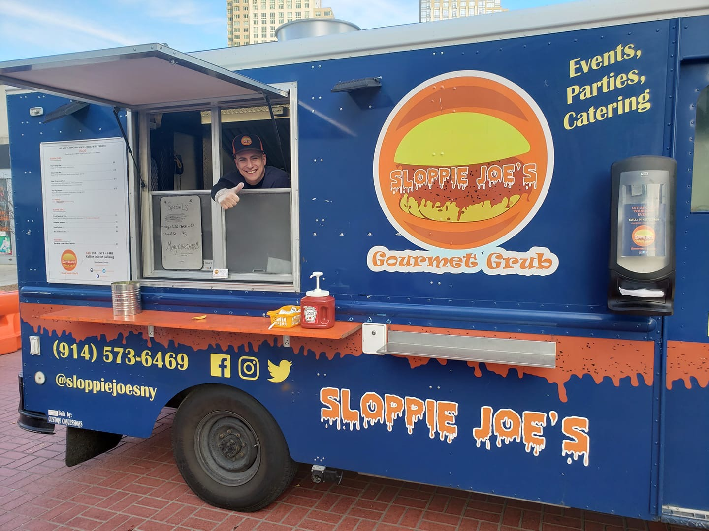 Sloppie Joe's Food Truck