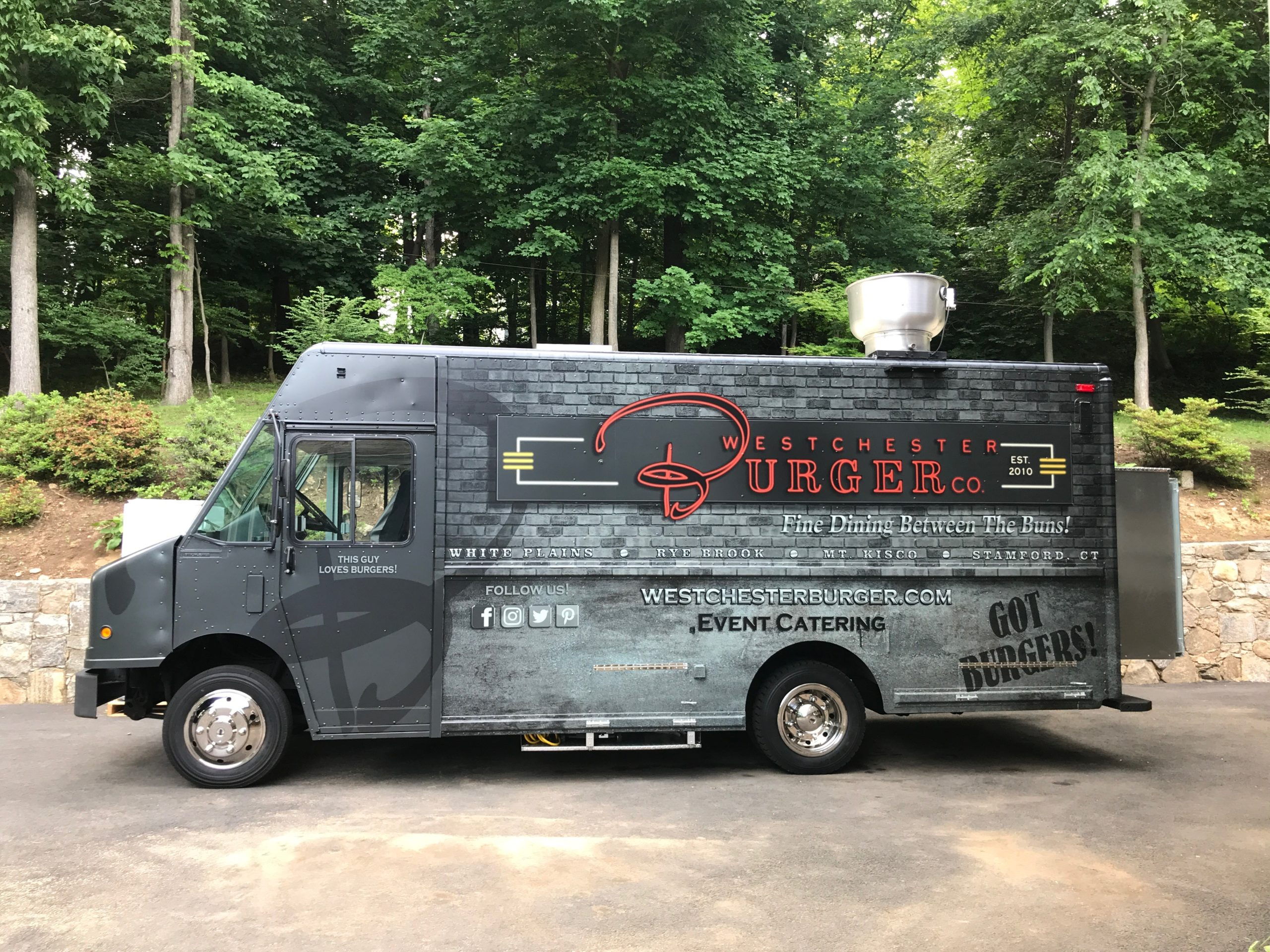 Westchester Burger Co New York Food Trucks American Catering