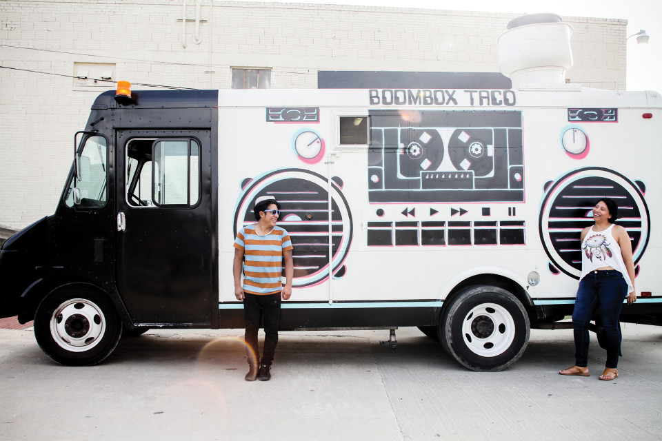 Boombox Taco Food Truck