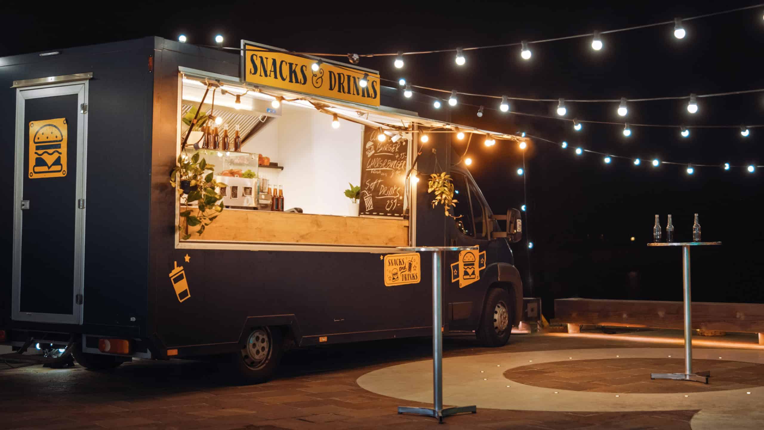 Food Truck Rentals in New York